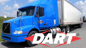 100 Dart Trucking Company On The Road With Bestpass Transit