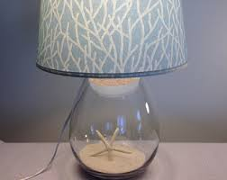 Fillable Table Lamp Base by Extra Large Fillable Seashell Lamp Fillable Lamp Seashell