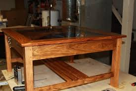Shadow Box Table Woodworking Talk Woodworkers Forum