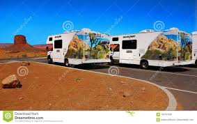 100 Southwest Truck And Trailer Scenic Monument Valley RV Tours American