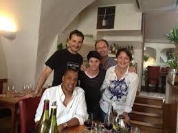 ma cuisine restaurant z with pinot grapefriend