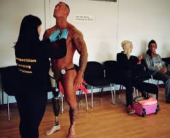 Captains Chair Leg Raise Bodybuilding by Pecs Appeal The Rise Of Disabled Bodybuilding Sport The Guardian
