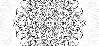 Beauty Flower Free Printable Coloring Pages For Adults To Print