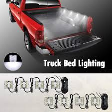 Amazon.com: Partsam LED Truck Bed Light Strips 8pods 6-5050-smd ...