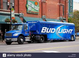 100 Bud Light Truck Bud Light Budweiser Beer Delivery Truck Broadway Nashville Tennessee