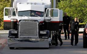 Deaths In Tractor-trailer Truck At San Antonio Walmart Parking Lot ... New 2018 Ford Mustang Ecoboost 2dr Car In San Antonio 103911 Vara Chevrolet Used Truck Dealer Girl Killed Accident With Ice Cream Truck Beaumont Enterprise Sa Food Tortugas Tortas Will Serve Sammies A Trucks 1920 Release And Reviews 41 Best Vti Custom Fabricated Food Images On Pinterest Unleashed 2 Unlimited Class Dirt Drags Youtube Jr Mcnealamalie Motor Oil Xtermigator Freestyle Monster Jam 1 Nissan Titan Pro4x For Sale Dodge Durango For Sale Cars And Brown F150 Xl Regular Cab Pickup C08247 Raptor Crew B04753