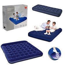Aerobed With Headboard Uk by King Size Air Bed Ebay