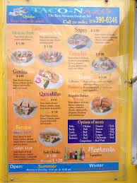 Taco Nazo Menu, Menu For Taco Nazo, North Side, Columbus ... The Images Collection Of Tuck Columbus Page Archives Truck Festival Taco Truck Nameless Randomness Pinterest 35 Outstanding Tacos In Nyc Tacos Alteatscolumbus Best Of 20 Used Trucks Columbus Ohio New Cars And Los Potinos Httpunlouomwcbefocastepisode49 Dos Hermanos Meniu Kainos Holy Food Roaming Hunger Taco Heads Taqueria Primos Nacho Mamas Tony Layne Photography Juniors Truck5th Avenue