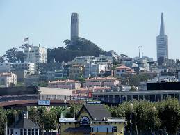 Coit Tower Murals Book by The Best Views In San Francisco Visiting Coit Tower And The