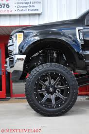 Ford SuperDuty Lifted Truck