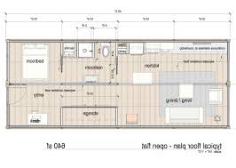 100 Shipping Container House Layout Floor Plans TINY HOUSE PLANS