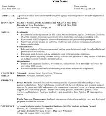 Functional Resume This Is Best For Those Changing Careers Or That Have A Large Gap In Employment