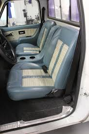 Custom Upholstery Options For 1973-1987 Chevy Trucks - Hot Rod Network 19882013 Gm Truck Custom Seat Brackets Atomic Fp Chevrolet Chevy C10 Custom Pickup Truck American Truckamerican Seatsaver Cover Shane Burk Glass Neoprene Car And Covers Alaska Leather News Upholstery Options For 731987 Trucks Where Can I Buy A Hot Rod Style Bench Seat Ford Vanlife How Do Add Seats To Full Size Cargo Van Bikerumor Amazoncom Durafit 12013 F2f550 Crew 1985 Chevrolet C10 Interior Buildup Bucket Seats Truckin Coverking Genuine Customfit With Gun Holder Fresh Tactical Ballistic