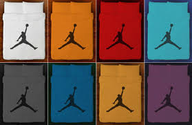 basketball bedding duvet cover air jordan jumpman queen king
