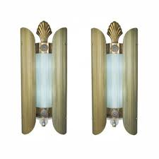 deco antique theatre wall sconces loew s theater lights 1930s