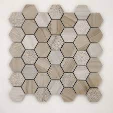 calacatta gold 3 hexagon petraslate tile is a wholesale
