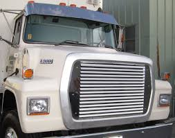 FORD 8000 9000 ALL FORD L MODELS STAINLESS STEEL 13