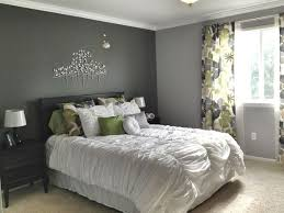 Bedroom Grey Wall Ideas Fresh On Stunning Inside Home Design 10