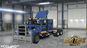 FORD LTL9000 Only 1.27 Mod For ETS 2