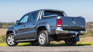 Best Recreational Ute: Volkswagen Amarok V6 Ultimate Review | Drive ...