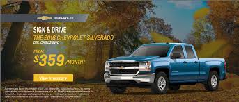 Your New & Used Chevy Dealer In Clearwater | *Online Specials*