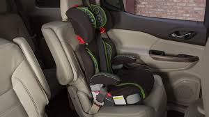 which 2017 three row suvs offer captain s chairs news cars com