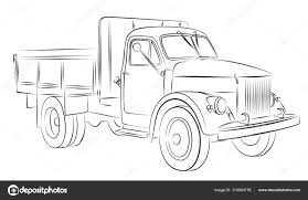 Sketch Old Big Truck — Stock Vector © Designer_an #174900776 Old Truck Drawings Side View Wallofgameinfo Old Chevy Pickup Trucks Drawings Wwwtopsimagescom Dump Truck Loaded With Sand Coloring Page For Kids Learn To Draw Semi Kevin Callahan Drawing Ronnie Faulks Jim Hartlage Art April 2013 Mailordernetinfo Pencil In A5 Ford Pickup Trucks Tragboardinfo An F Step By Guide Rhhubcom Drawing Russian Tipper Stock Illustration 237768148 School Hot Rod Sketch Coloring Page Projects