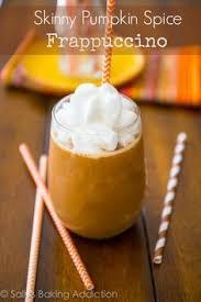 Pumpkin Spice Frappuccino Recipe Starbucks by Starbucks Pumpkin Spice Frappuccino Fall Favorites Pinterest