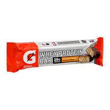 Gatorade Recover Whey Protein Bar Chocolate Caramel Reviews