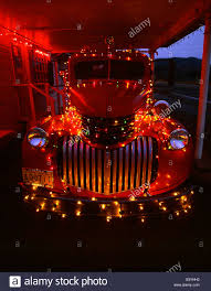 USA, Oregon. Vintage Fire Truck Decorated With Lights At Christmas ... Parade Of Lights Banff Blog 2 On The Road Christmas Electric Light Parade Fire Truck With Youtube Acvities Santa Mesa Arizona Facebook Montesano Awash Color At Festival Lights The On Firetruck Awesome Mexico Highway Crew Uses Firetruck Ladder To String Photo Gallery Nov 26 2017 112617 Arrow Totowa Residents Gather For Annual Tree Lighting Passaic Valley Musical Ft Sparky Dog Youtube Rensselaer Adventures 2015