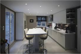 plan de travail cuisine am駻icaine cuisine table haute charmant bar plan de travail cuisine américaine