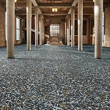 Forbo Flooring Systems Partnered With Philippe Starck For A New Series Of Patterns That Explore Scales To Provide The Utmost Flexibility