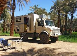 100 Unimog Truck 1300l Safari Und Expeditionswagen Camper