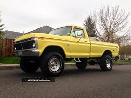1976 Ford F150 Ranger 4x4 Xlt Longbed 1977 1975 1978 1974 F-150 ...