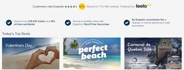Microsoft Owns This Company Expedia Is One Of The Largest And Oldest Travel Agency Websites Where You Can Find Best Package Deal To Canada