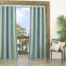 Green Striped Curtain Panels by Amazon Com Parasol 14027052095ind Windley Key 52 Inch By 95 Inch