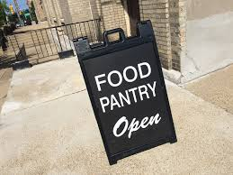 Food Pantry Open Church by Steven Depolo CC BY 2 0