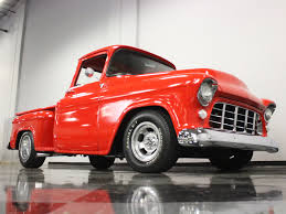 100 1955 Chevrolet Truck 3100 Streetside Classics The Nations Trusted
