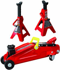35 Ton Floor Jack Canada by Torin Big Red T82001 Hydraulic Trolley Jack With Stands 2 Ton