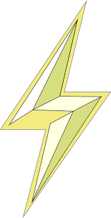 Lightning Bolt Electricity Power Energy Storm