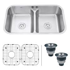 Where Are Ticor Sinks Manufactured by Ruvati Rvm4350 Low Divide 32