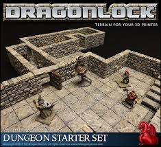 3d Dungeon Tiles Uk by Dragonlock 28mm Scale Dungeon Gaming Terrain By Tom Tullis