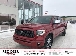New 2018 Toyota Tundra 4x4 Crewmax Platinum 5.7L 4 Door Pickup In ...