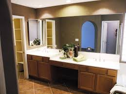Master Bathroom Vanity With Makeup Area by Enchanting 25 Double Bathroom Vanity With Makeup Area Decorating