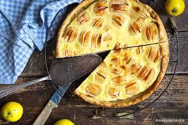 elsässer apfelkuchen mit rahmguss madame cuisine