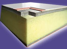 insulated suspended ceiling tiles of fiberglassceiling insulated