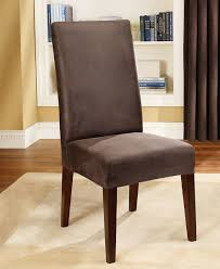 dining chair slipcovers with arms gallery dining