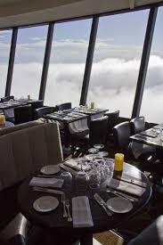 Skylon Tower Revolving Dining Room by 360 Restaurant At The Cn Tower Le Restaurant 360 De La Tour Cn