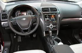 2016 ford explorer platinum suv review wheels ca