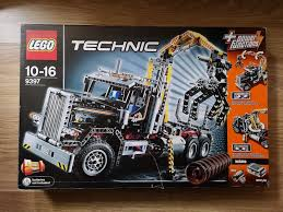 LEGO Technic Truck 9397 Logging Truck Technic Ou Conteneur Camion ... We Lego On Twitter Technic 9397 Logging Truck Ebay Technic Logging Truck Y S L I A N G Lego Youtube Rc Mod With Sbrick Brand New And Factory Sealed Set Technic Review Reviews Videos Sealed New 1756682927 42008 Service Rebrickable Build